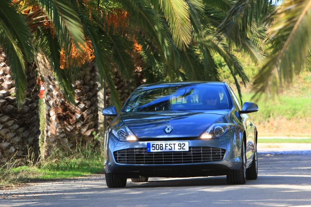 Fahrbericht Renault Laguna Coupé GT: Lenkbare Sportlichkeit