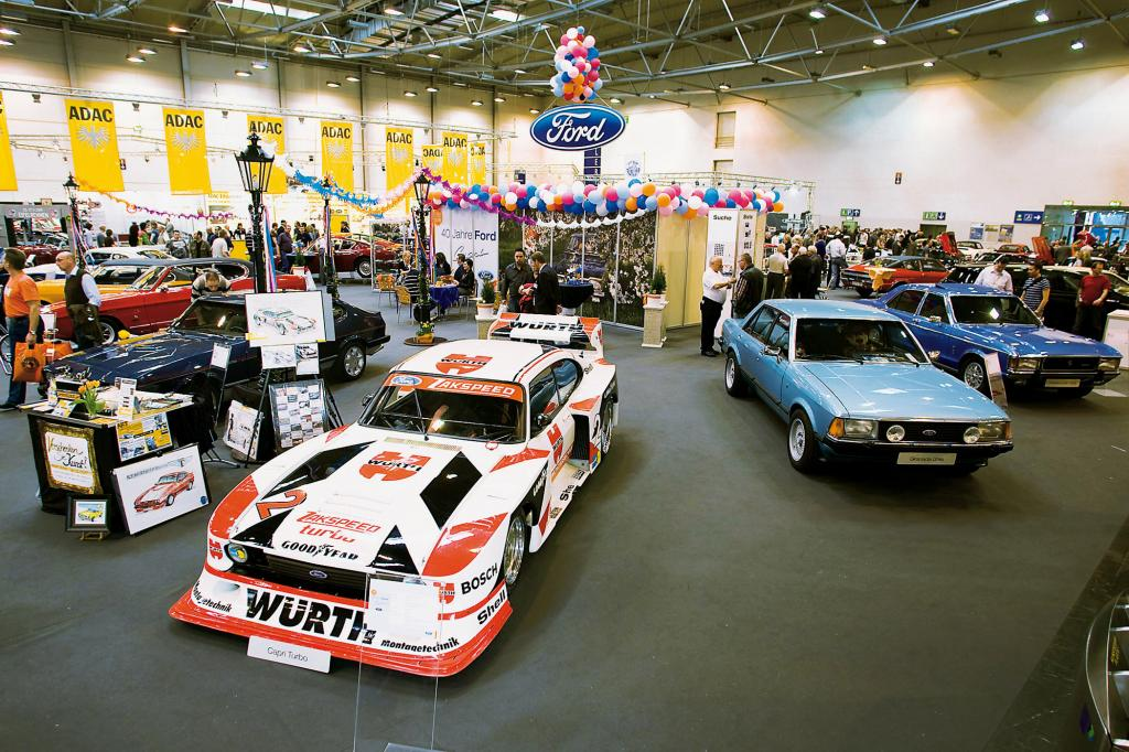 Ford blickt auf eine lange und stolze Historie zurück