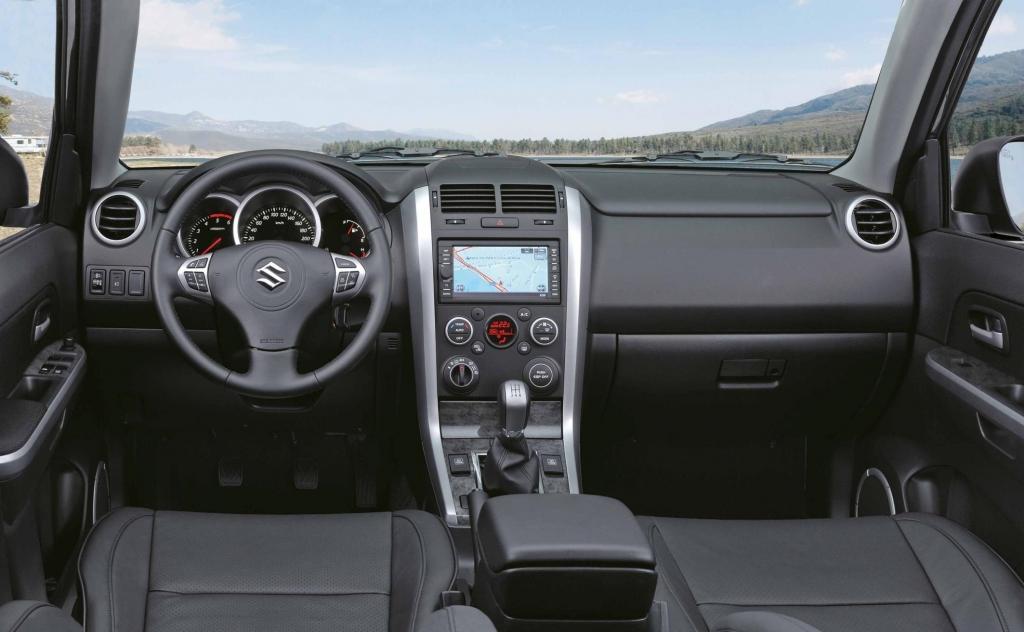 Gebrauchtwagen-Check Suzuki Grand Vitara - Nicht nur für die Großstadt