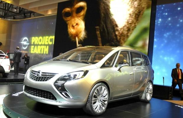 Genf 2011: Adams pimpt den neuen Zafira