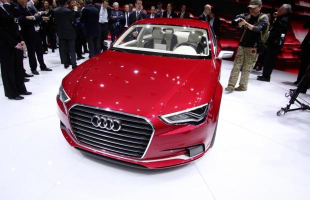 Genf 2011: Audi präsentiert Technikstudie A3 Concept