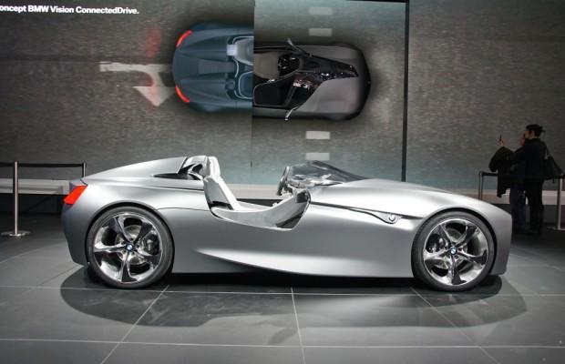 Genf 2011: BMW Vision ConnectedDrive - Offene Vernetzung
