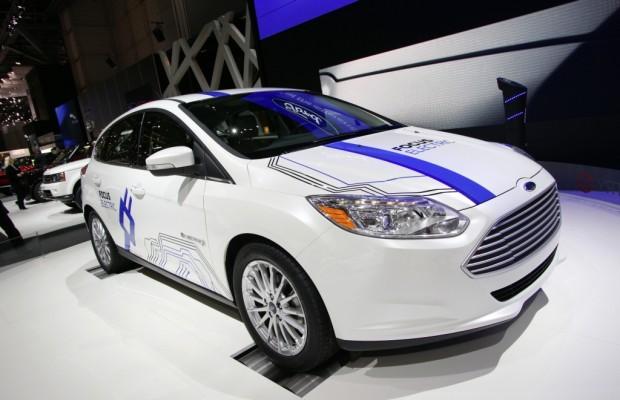 Genf 2011: Ford Focus Electric gibt sein Europadebüt