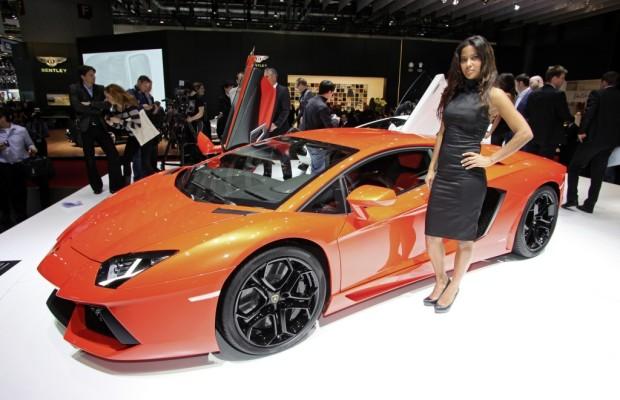 Genf 2011: Lamborghini Aventador leistet 700 PS