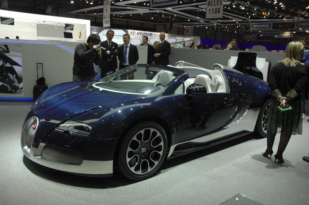 Genf 2011 – Luxusmodelle: Carlsson CLS, BMW 5er Kellener Sport, Xenatec Maybach, Mansory