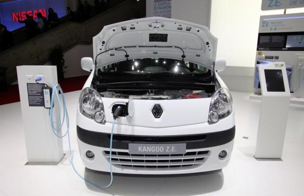 Genf 2011: Renault Kangoo Rapid Maxi Z.E. kommt Ende des Jahres