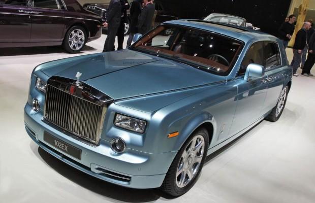 Genf 2011: Rolls-Royce 102 EX - Der ganz leise Luxus der Zukunft