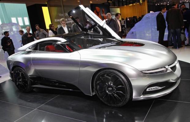 Genf 2011: Saab blickt mit dem Phoenix in die Zukunft