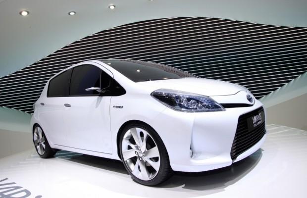 Genf 2011: Toyota Yaris Hybrid kommt 2012