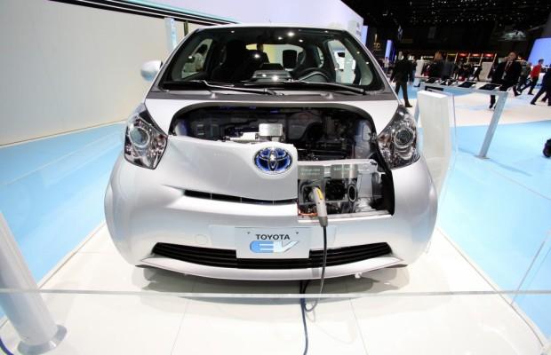Genf 2011: Toyota stellt Elektro-Prototyp vor