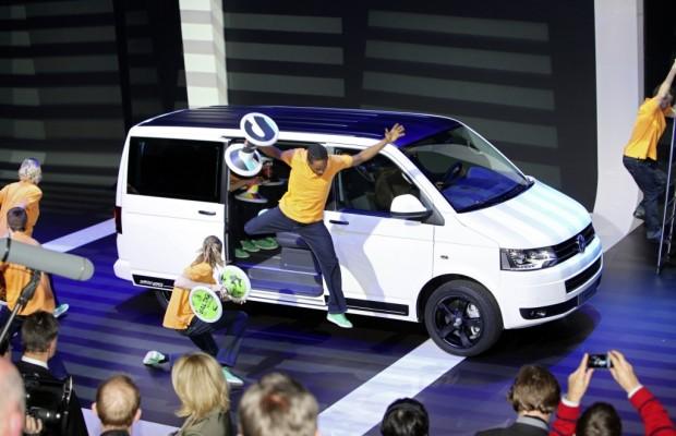 Genf 2011: Volkswagen zeigt sparsamen Multivan
