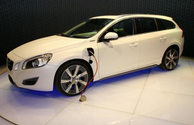 Genf 2011: Volvo V60 Diesel-Plug-in-Hybrid kommt 2012