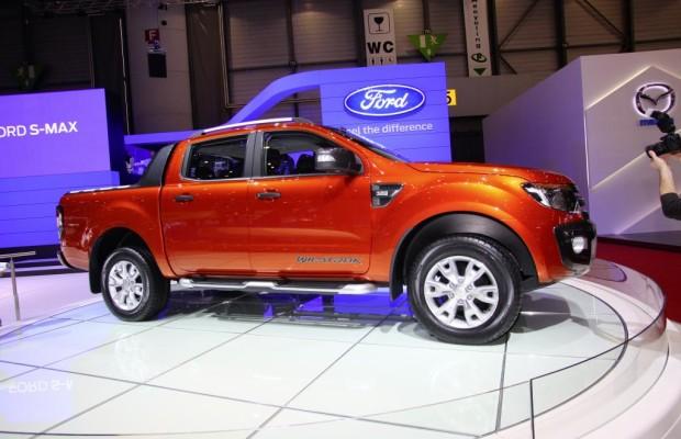 Genf 2011: Weltpremiere für den Ford Ranger Wildtrak