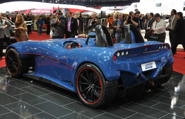 Genfer Autosalon 2011 - Exoten und Studien - neue Ideen und einige Trends