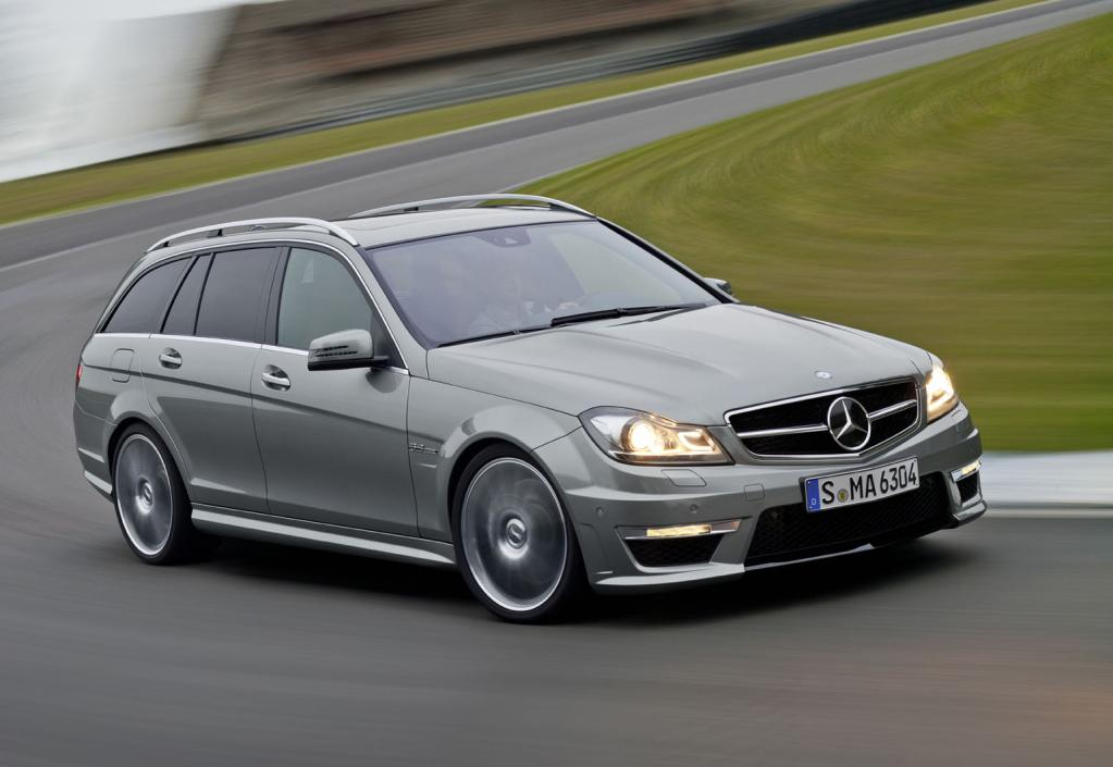 Höchstleistung mit kontrollierter Effizienz: AMG kündigt für Sommer neuen C63 an