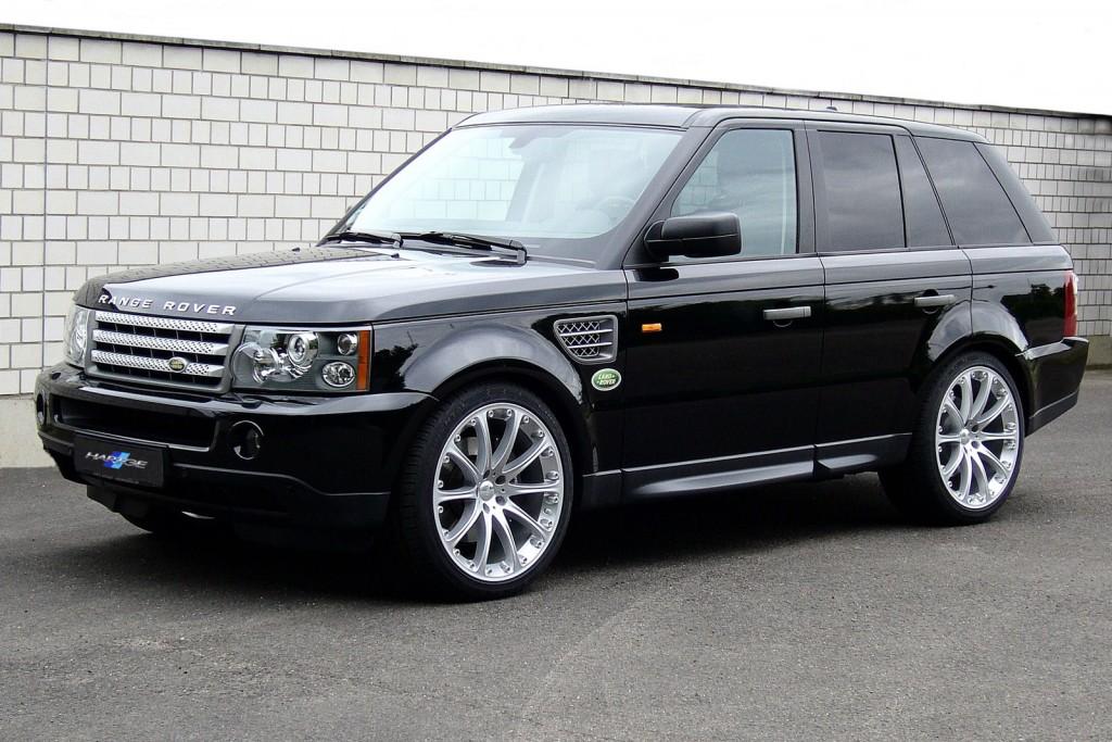 "Hartge Range Rover: Nur die ""Hartgen"" kommen in den Garten"