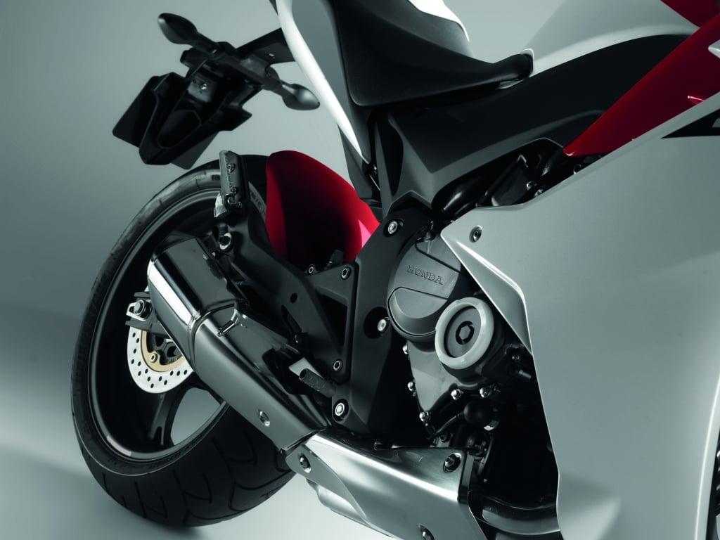 Honda CBR 600F: Die Goldene Mitte