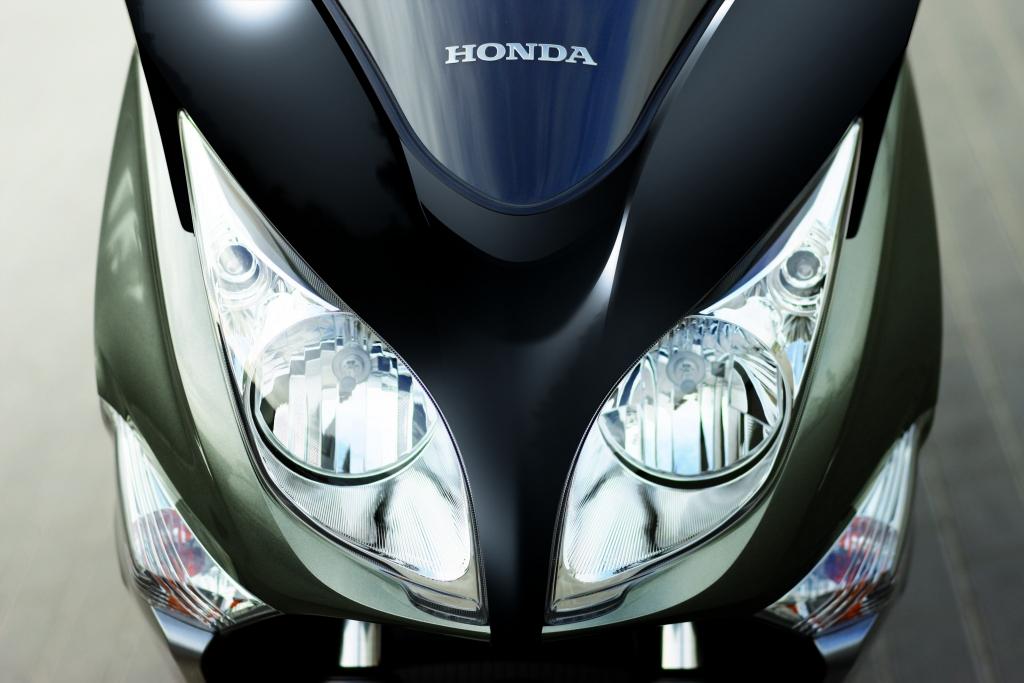 Honda SW-T 600 swing mit!