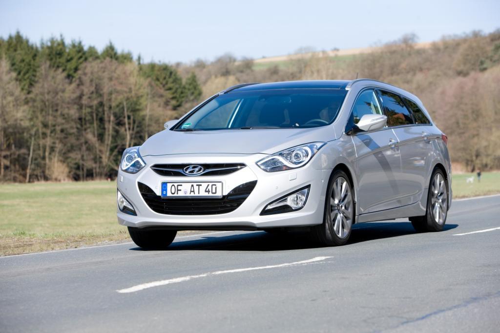Hyundai i40 - Koreanische Kombination