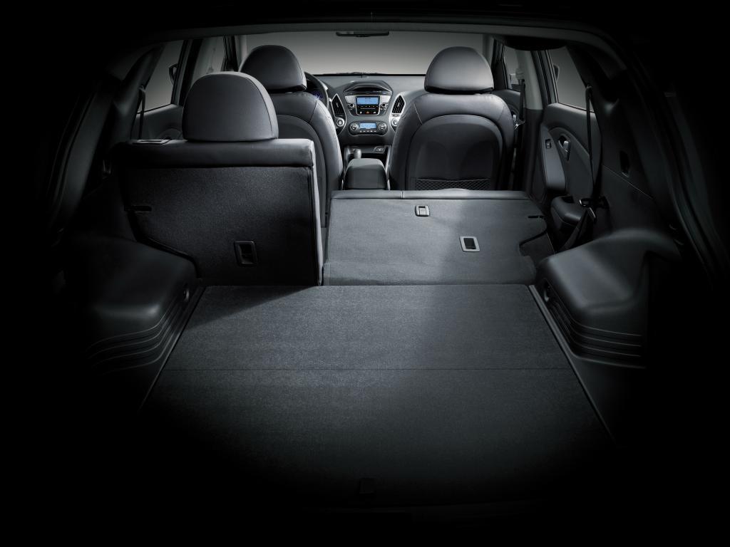 Hyundai ix35.