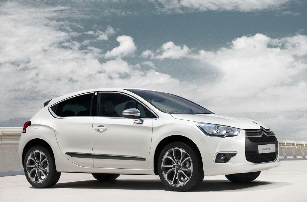 In diesem Jahr neu bei Citroën: DS4.