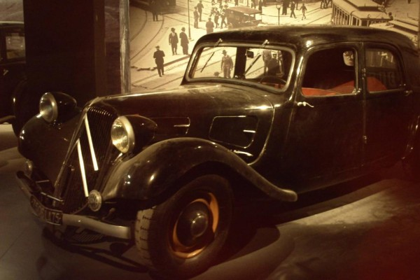 Italienisches Automobilmuseum in neuem Gewand
