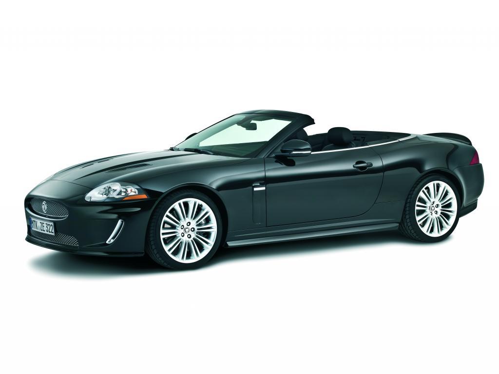 """Jaguar XKR """"Pace""""."""