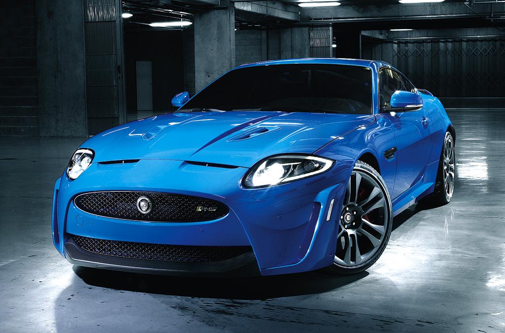 Jaguars XKR-S ist das bislang stärkste und schnellste Modell der Marke. Fotos: Koch/Jaguar