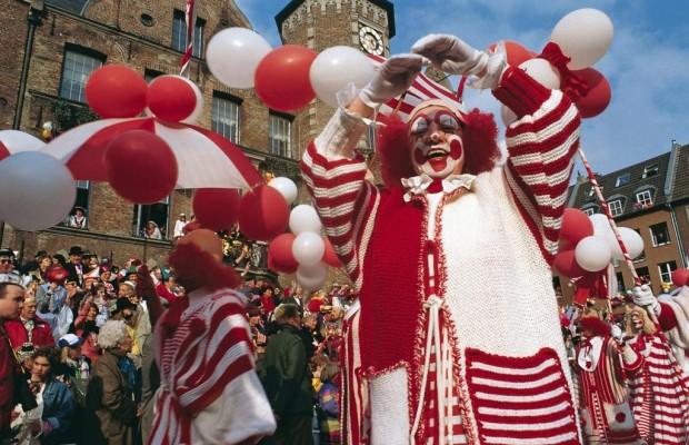 Karneval - Frohsinn mit Umsicht