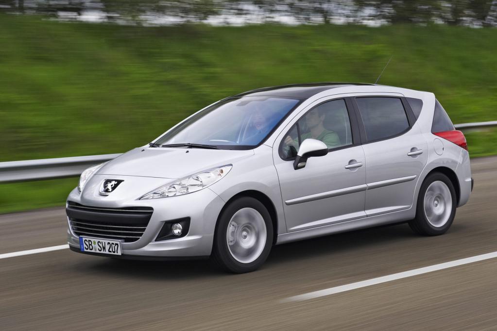 Keine Kombi-Version des Peugeot 208
