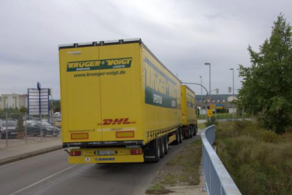 Kontroverse um Lang-Lkw geht weiter