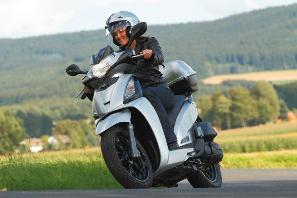 Kymco: Voll im Trend mit neuen Rollern und ATVs