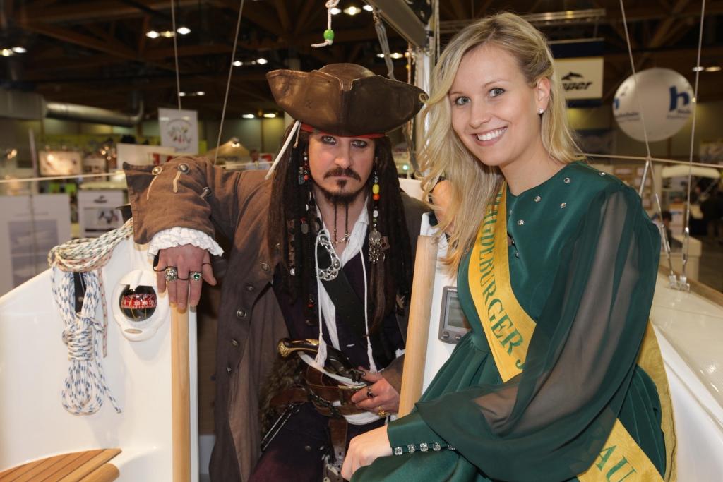 Magdeboot 2011: Boot- und Wassersportmesse erfolgreich gestartet