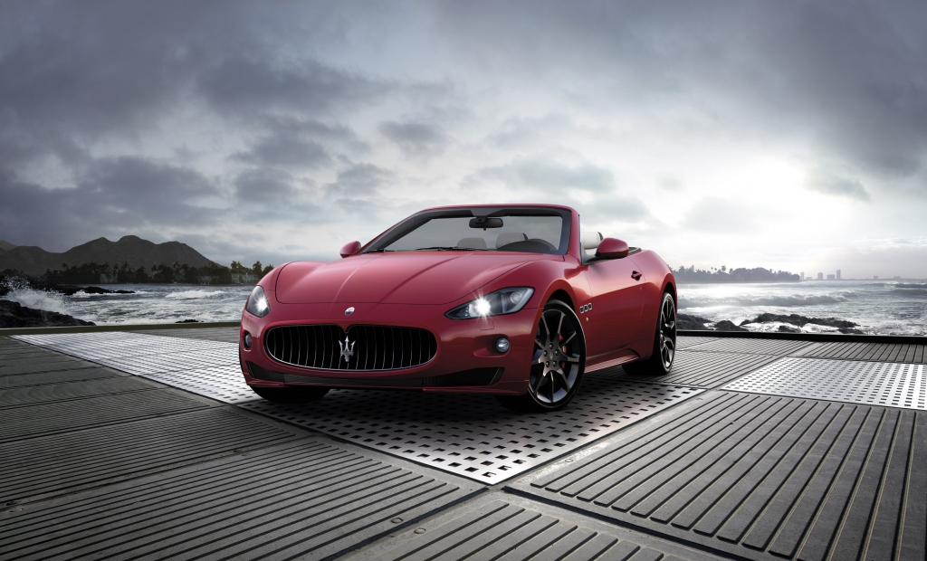 Maserati bringt im Sommer den Gran Cabrio Sport