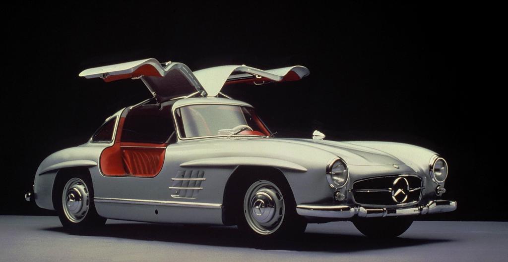 Mercedes-Benz 300 SL (1954).