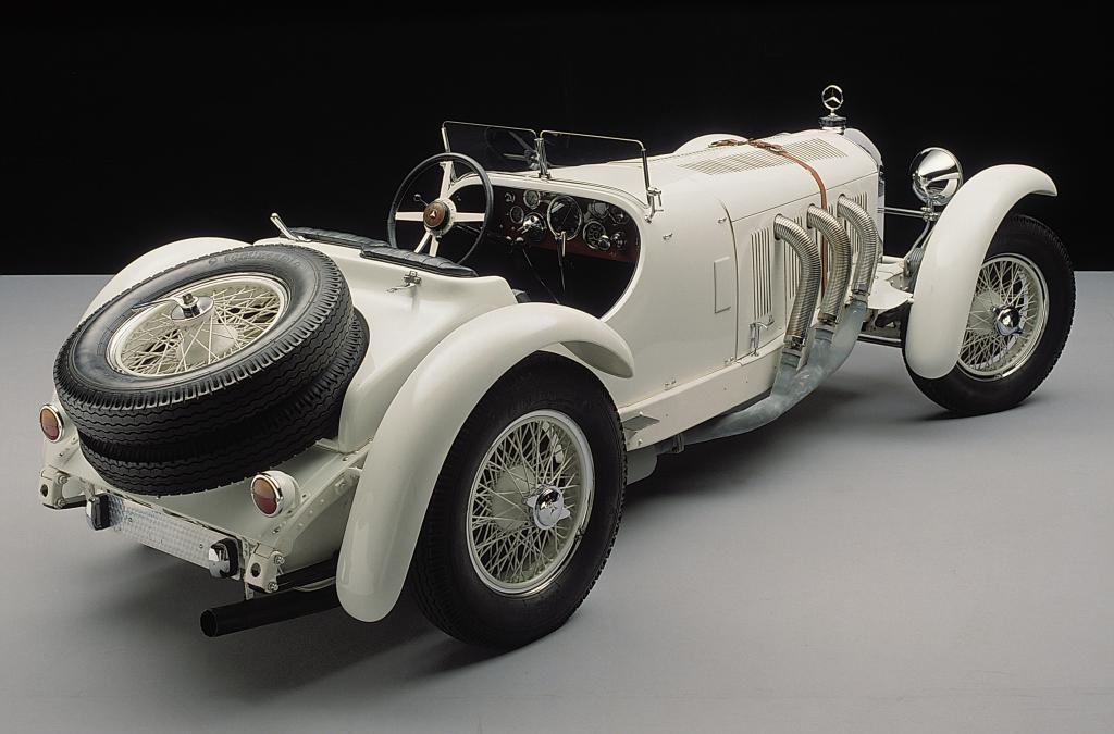 Mercedes-Benz SSK (1928-1932).