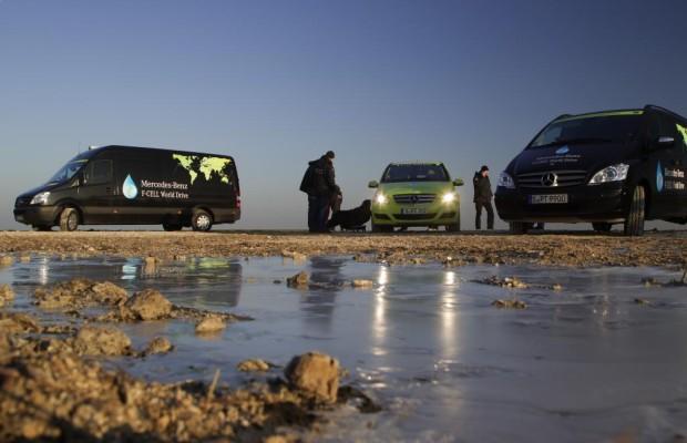 Mercedes-Benz Sprinter und Viano begleiten