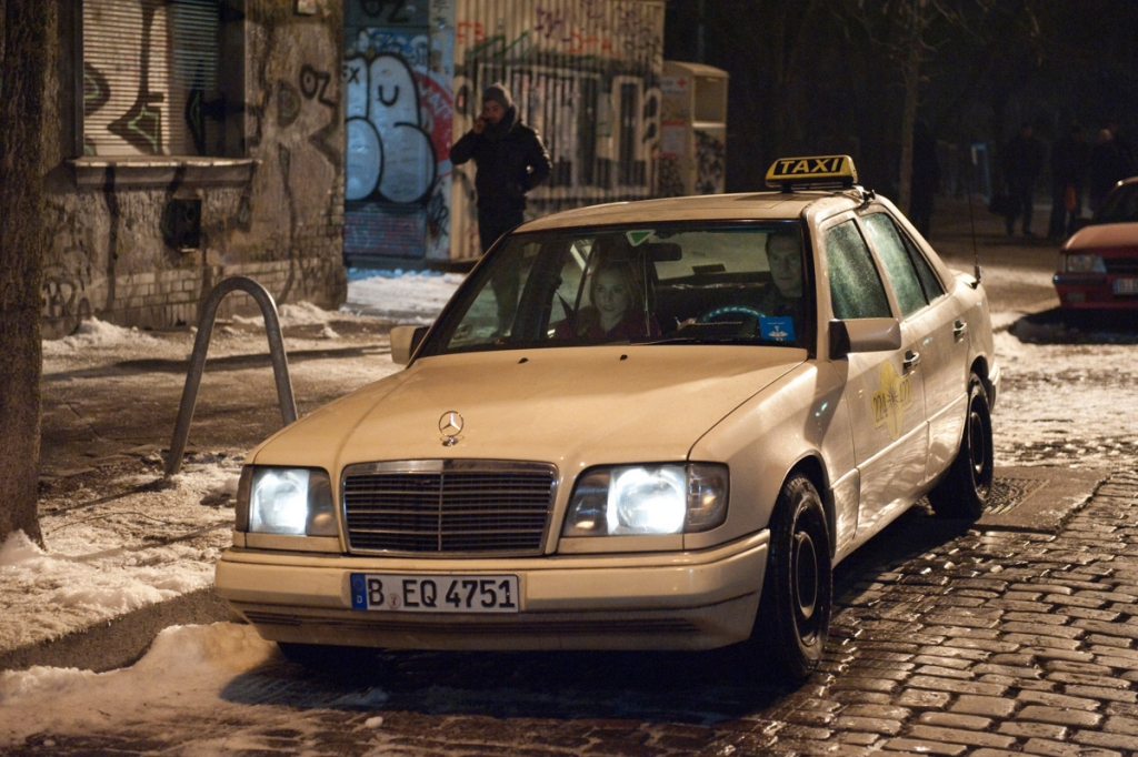 Mercedes-Benz im neuen Action-Thriller
