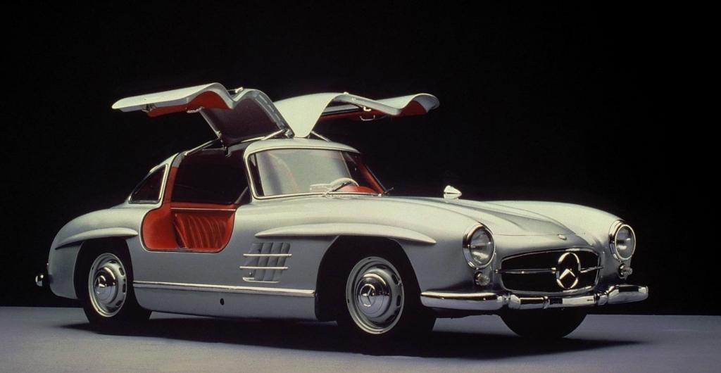 Mercedes-Benz zeigt in Essen Meilensteine der Marke