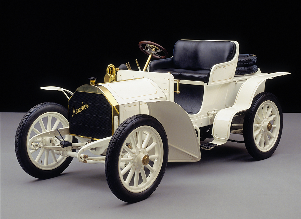 Mercedes-Simplex 40 PS (1902).