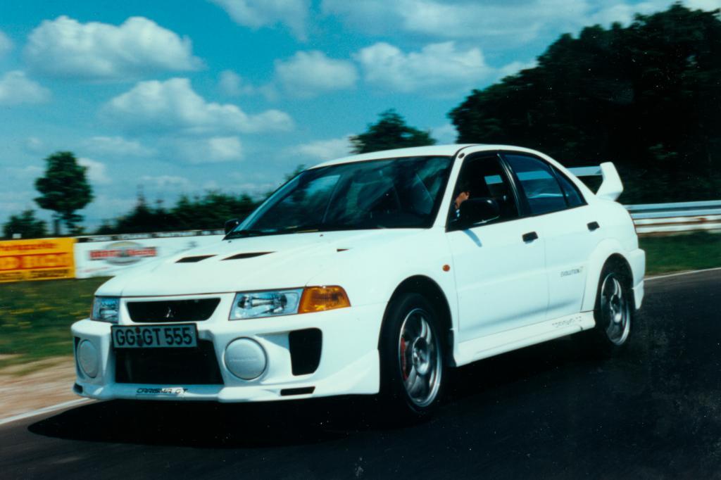 Mitsubishi Carisma GT EVO 2001