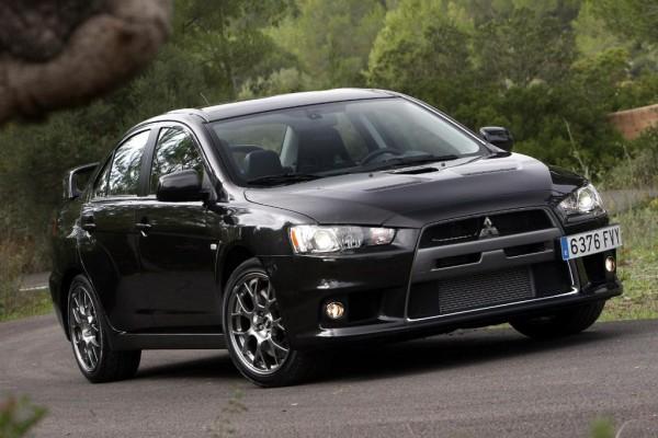 Mitsubishi ''Evo'' vor Wiedergeburt als Plug-in Hybrid