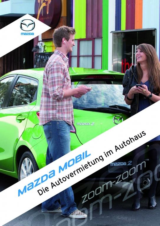 Mobilitätshaus statt Autohaus – Mazda Mobil erfolgreich