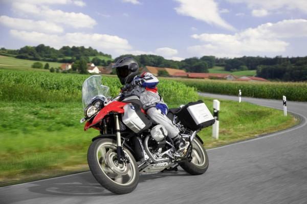 Motorradmarkt nahm im Februar Fahrt auf