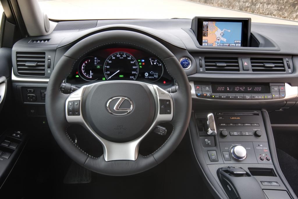 Neu im Handel: Lexus CT 200h - Der kleinste Lexus setzt konsequent auf Hybrid