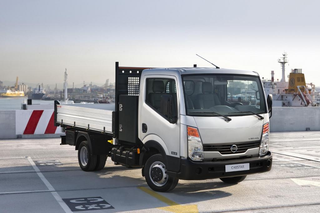 Nissan Cabstar: Mehr Komfort im Nutzfahrzeug