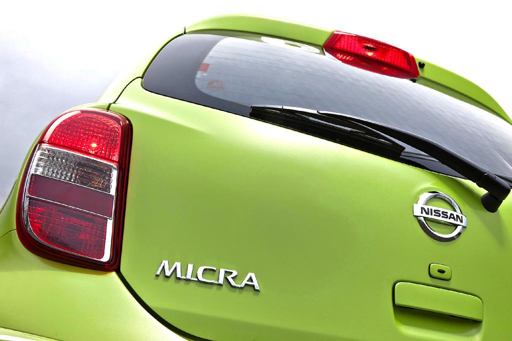 Nissan Micra Citytest: Flotter Einkaufswagen