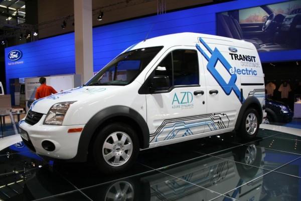 Norwegische Post bestellt 20 Ford Transit Connect Electric