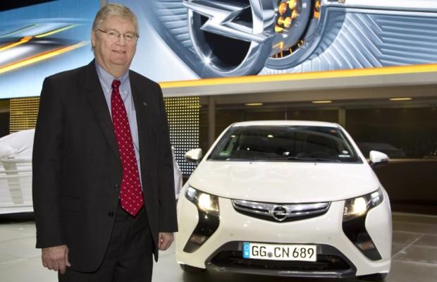 Opel-Boss Reilly: ''Sind wieder auf gutem Kurs''