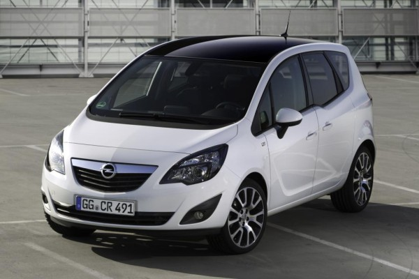 Opel Meriva Sondermodell - Kontrastprogramm für den Mini-Van